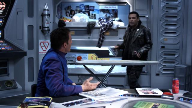 red dwarf back to earth 720p tv