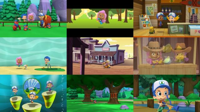 Download Bubble Guppies S04E12 The Summer Camp Games 1080P Nick Webrip Aac2 0 X264-Rtn -4060