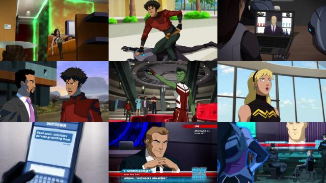 Download torrent Young Justice S03E19 Elder Wisdom 1080p DCU WEBRip
