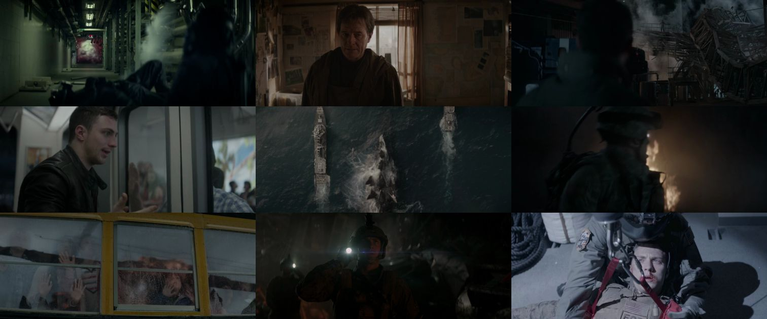 Download Godzilla 2014 BDRip x264-SPARKS