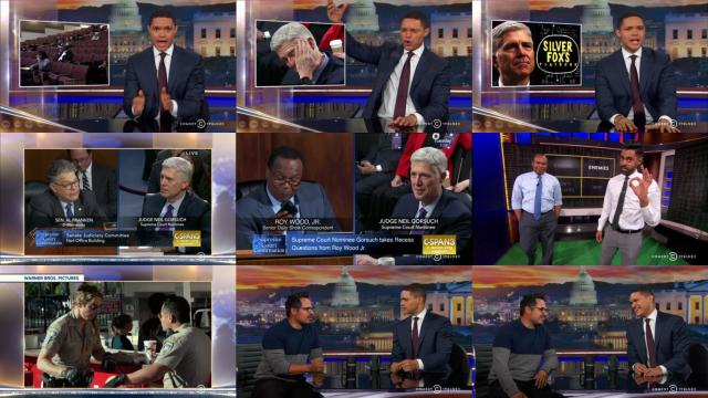 Download The Daily Show 2017 03 22 Michael Pena 720p WEB x264-MOROSE
