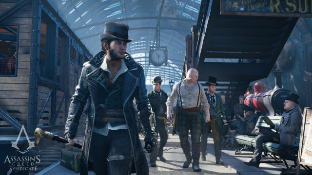 Assassin's Creed: Syndicate (Ubisoft Entertainment) [ENG] от CODEX - Скриншот 1