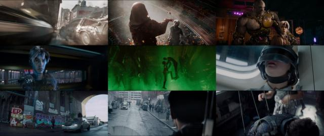 Ready Player One 2018 1080p BluRay x264-SPARKS Torrent download