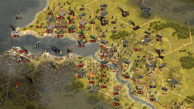 Download Order of Battle Panzerkrieg Torrent PC 2017