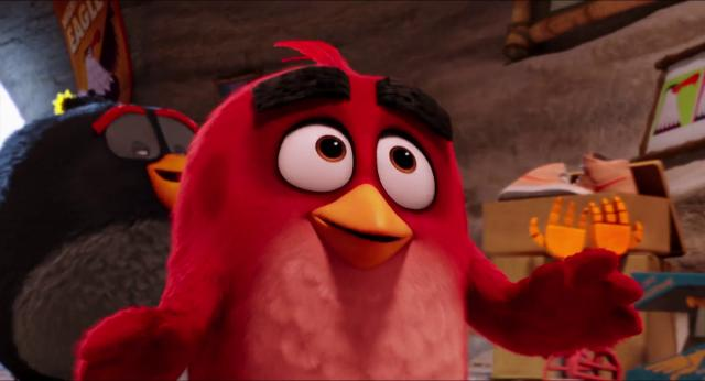 Download Angry Birds 2016 Movie Free Full HD - DVD