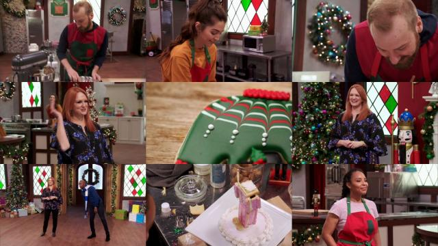Christmas Cookie Challenge S04e01 Can You Crack This One 720p Webrip X264 Kompost Rartv Torrent Download