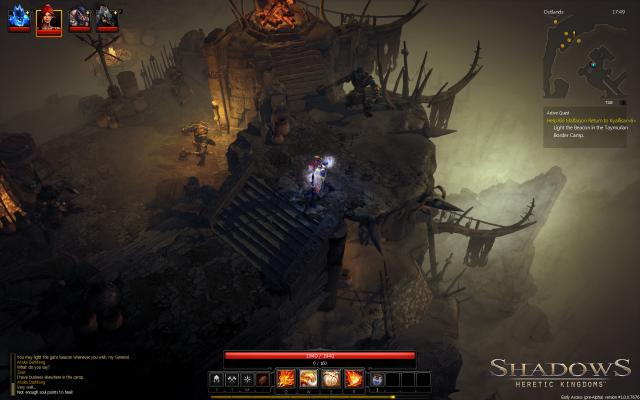 Shadows Heretic Kingdoms: Book One (PC) 2014