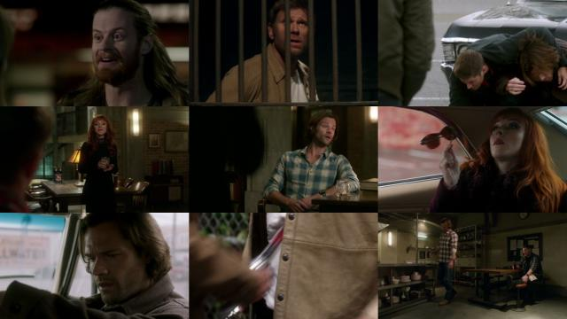 Supernatural S13E12 Various and Sundry Villains 1080p AMZN WEBRip DDP5 1 x264-NTb[rarbg]