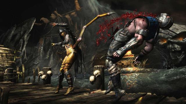 Mortal Kombat X - Premium Edition (2015) PC | Steam-Rip от R.G. Steamgames - Скриншот 3