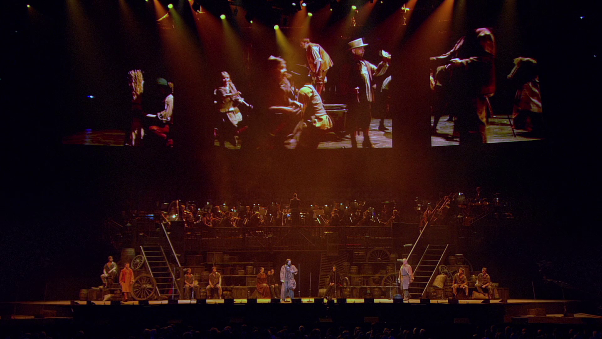 Download Les Miserables in Concert The 25th Anniversary 2010 1080p BluRay Torrent