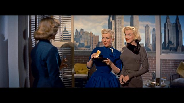 Cast how to marry a millionaire