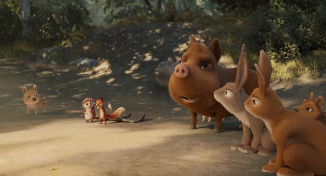 Download Latte And the Magic Waterstone Full Movie