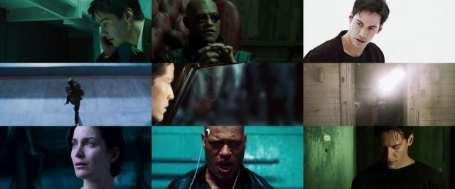 The Matrix 1999 Remastered 720p Bluray X264 Amiable Torrent Download