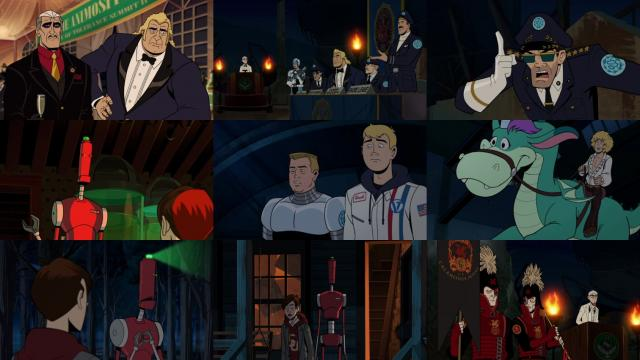 venture brothers inamorata consequence