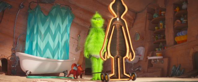 Download The Grinch Full Movie