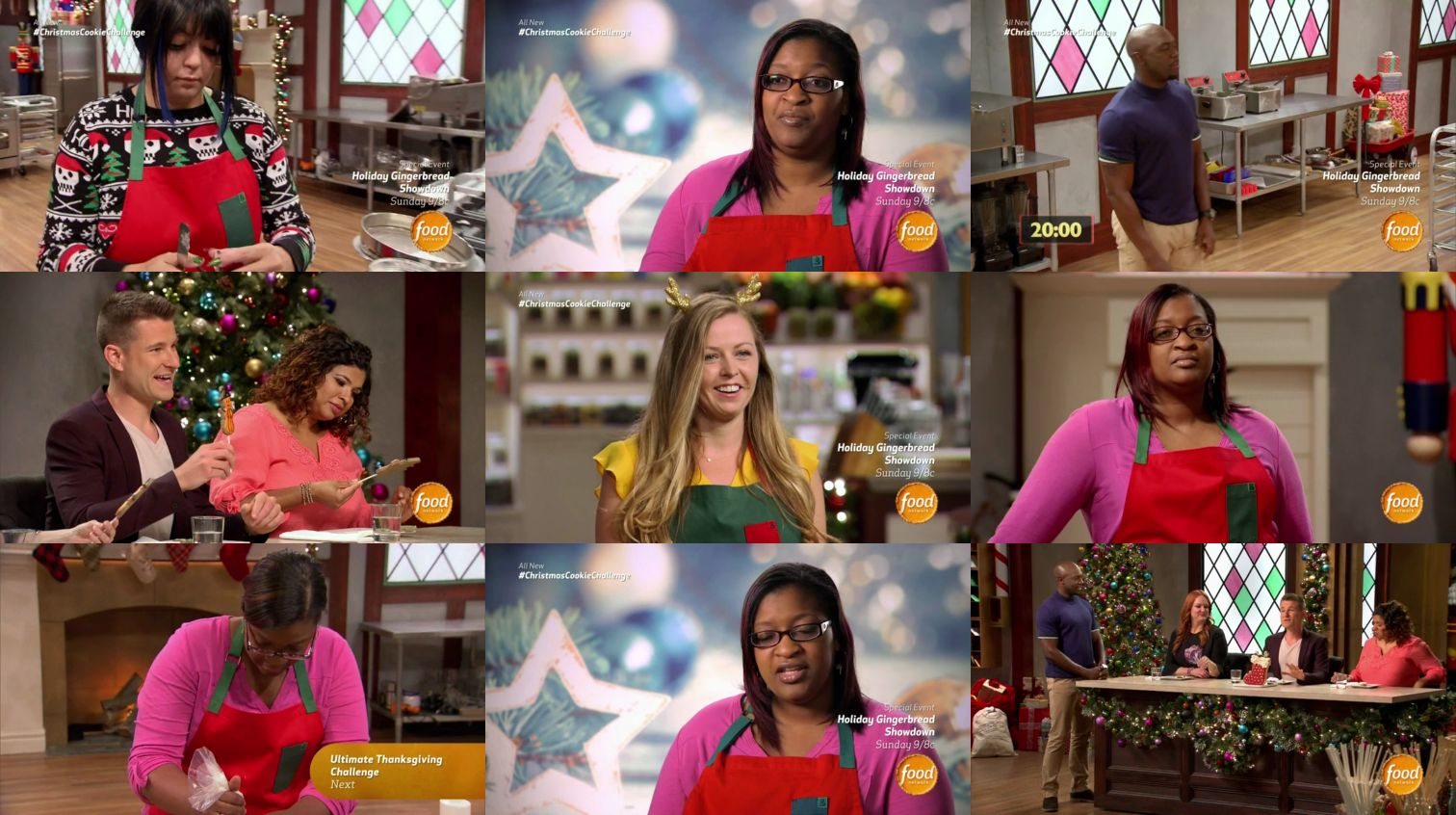 Download Christmas Cookie Challenge S02e03 Some Assembly Required