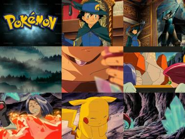 Pokemon Lucario And The Mystery Of Mew 2006 Dvdrip X264 Qcf