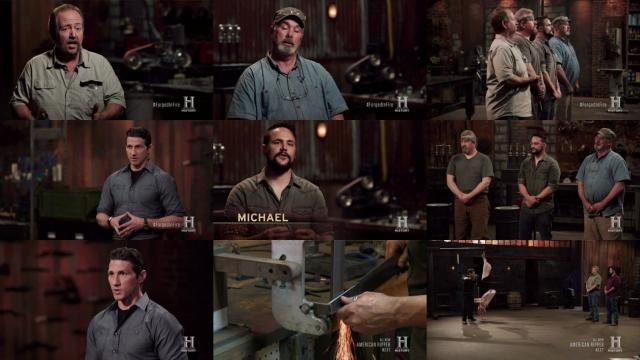 Forged in Fire S04E16 The Kampilan iNTERNAL 480p x264-mSD
