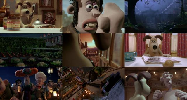 Wallace And Gromit The Curse Of The Were Rabbit 2005 Internal 1080p Bluray X264 Amiable Torrent Download