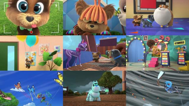 Puppy Dog Pals S03e09e10 Chin Up Pups The Wind Beneath My Paws 720p Dsny Webrip Aac2 0 X264 Lazy Rartv Torrent Download