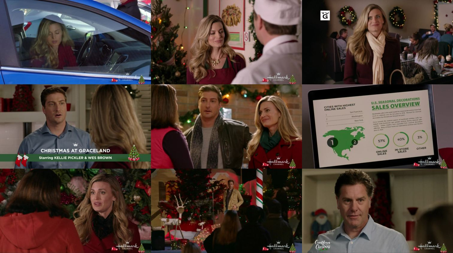 Download Christmas In Love 2018 720p HDTV x264-W4F Torrent