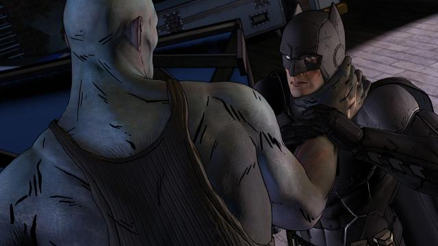 Batman - The Telltale Series : Episode 1 & 2 (PC) 2016