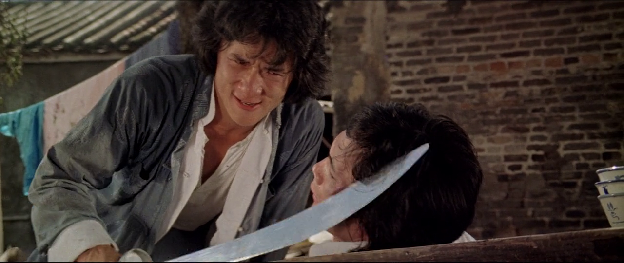 Drunken Master movie Scene 1