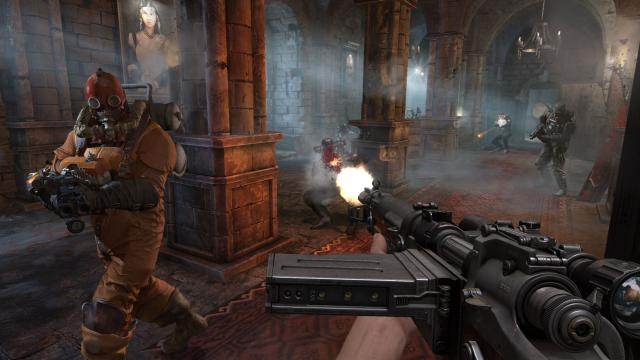 Wolfenstein: The Old Blood (PC) 2015
