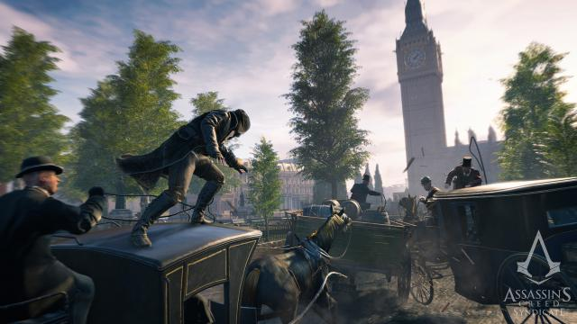 Assassin's Creed: Syndicate (Ubisoft Entertainment) [ENG] от CODEX - Скриншот 2