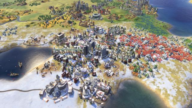 Sid Meier's Civilization VI Rise and Fall Torrent PC 2018