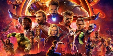 Avengers Infinity War poster Avengers: Infinity War Earns Second Largest Opening Day Gross Ever