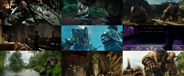 Warcraft 2016 1080p Bluray X264 Sparks Torrent Download