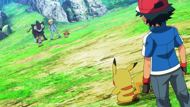 Pokemon The Movie Volcanion And The Mechanical Marvel 2016 Dubbed