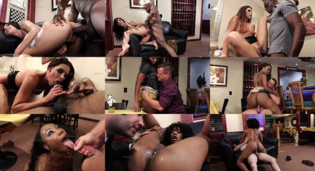 Interracial wife affairs