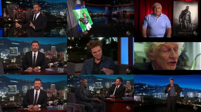 Jimmy Kimmel 2017 08 03 Robert Pattinson HDTV x264-CROOKS-RarBG