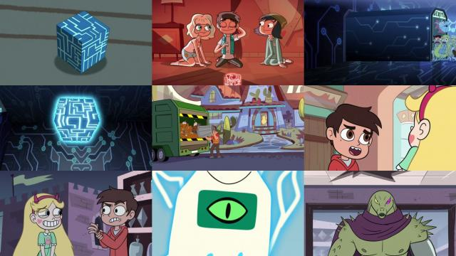 Star.vs.The.Forces.of.Evil.S02E17E18.Sleepover-Gift.of.the.Card ...