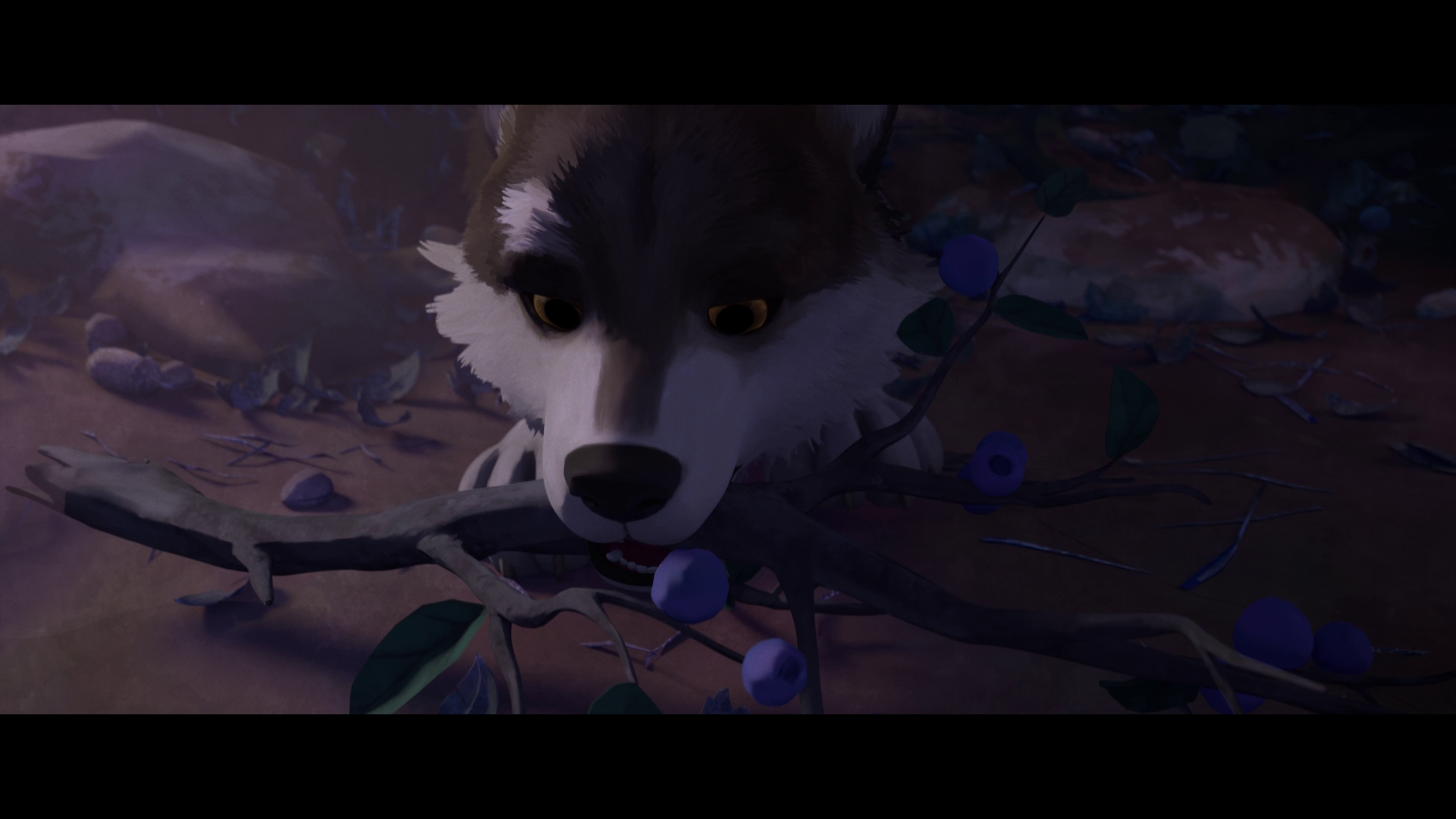 Download White Fang Movie dual dubbed audio scene 3
