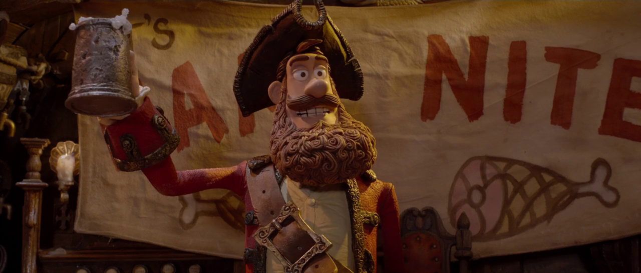 Download The Pirates Band of Misfits 2012 720p BluRay H264 AAC Torrent
