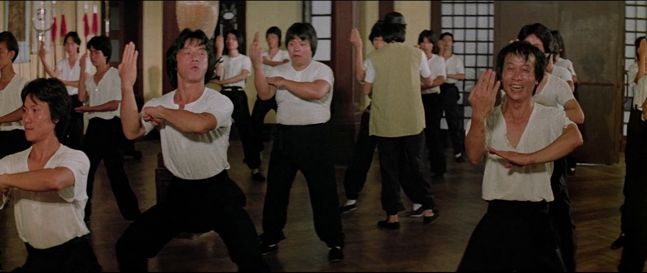 Drunken Master movie Scene 3