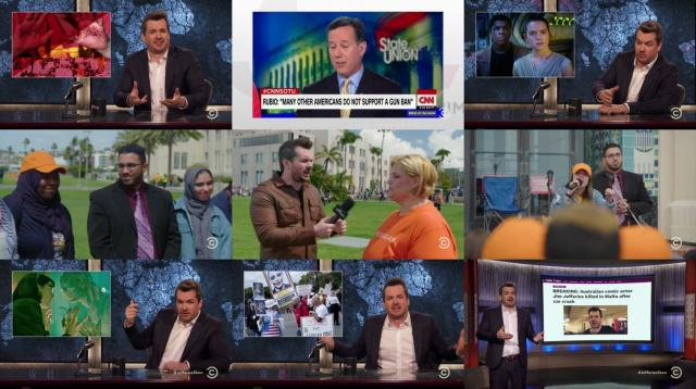 The Jim Jefferies Show S02E01 HDTV x264-YesTV[rartv] Torrent download