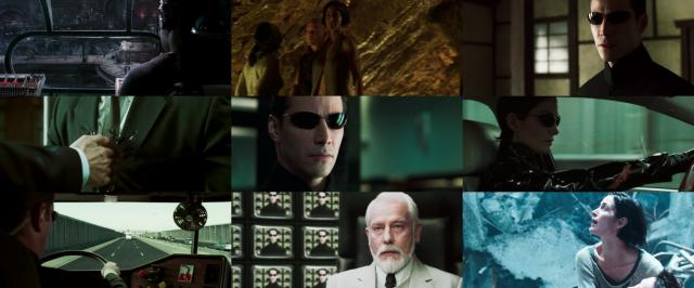 The Matrix Reloaded 2003 Remastered 1080p Bluray X264 Amiable Torrent Download