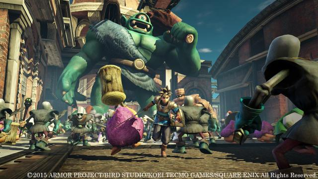 Dragon Quest Heroes: Slime Edition – RELOADED + DLC pack