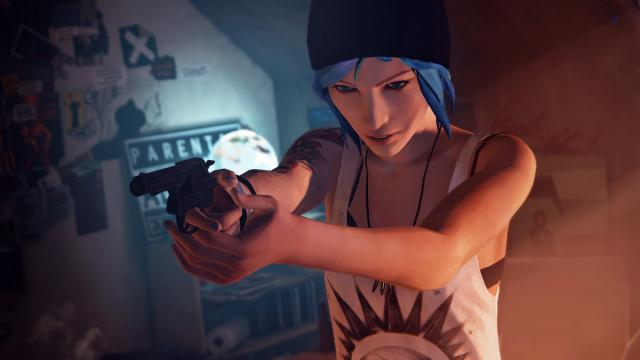 Life Is Strange: Episode 1 (PC) 2015