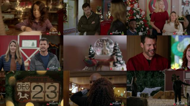 Christmas In Evergreen Letters To Santa.Christmas In Evergreen Letters To Santa 2018 720p Hdtv X264