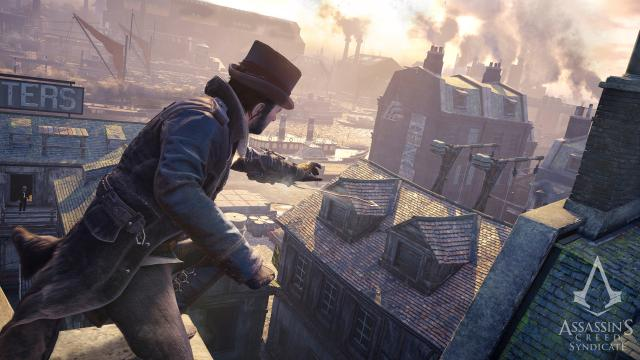 Assassin's Creed: Syndicate (Ubisoft Entertainment) [ENG] от CODEX - Скриншот 3