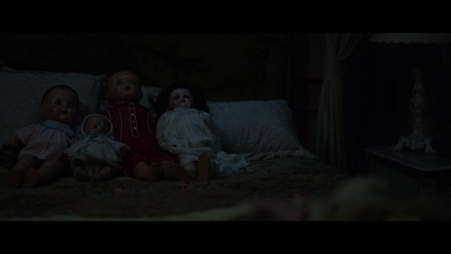 Download Annabelle: Creation (English) full movie in hd 1080p torrent