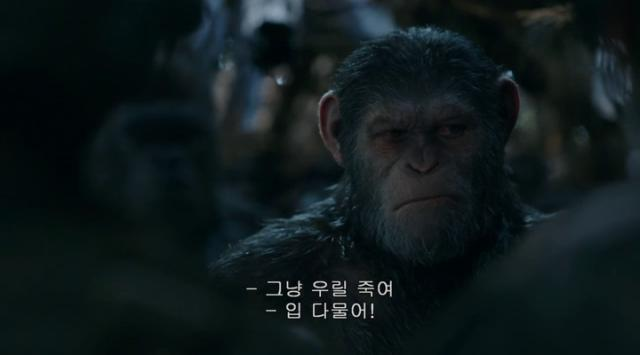 War.for.the.Planet.of.the.Apes.2017.KORSUB.HDRip.x264-STUTTERSHIT