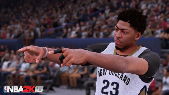 NBA 2K16 [PS3] [CFW 4.75] [iMARS] - FULL PS3 Oyun indir