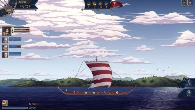 The Great Whale Road (PC) 2017