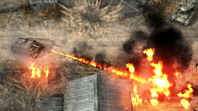 Call to Arms - Gates of Hell: Ostfront  Torrent Download